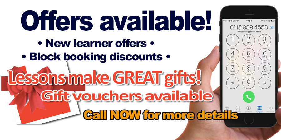 Offers available, lessons make great gifts, call now to book!